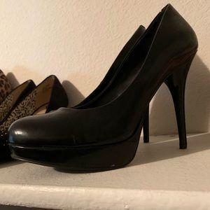 Steve Madden patent heels